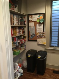 Time to reno the pantry; here's the plan for the pantry - thediybungalow.com