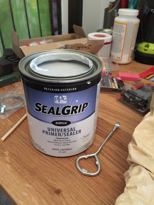 PPG SealGrip Primer - IKEA Rast Hack - thediybungalow.com