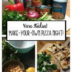 Make-Your-Own Pizza Night