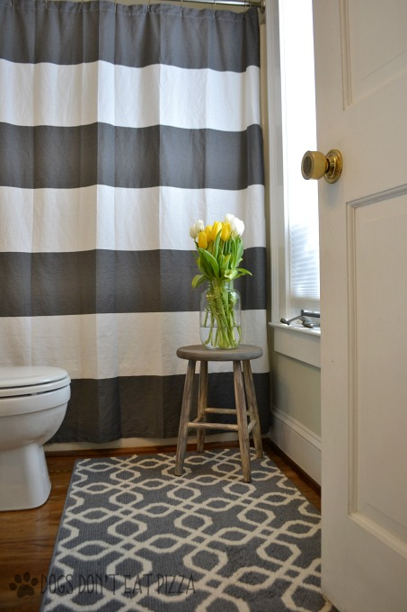Guest Bathroom - thediybungalow.com