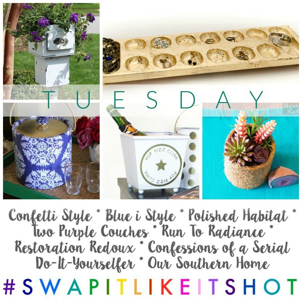 Tuesday Swap It Fun