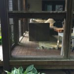 How to Fix a Screened Porch