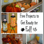 The Friday Five: Five Ways to Get Ready for Fall