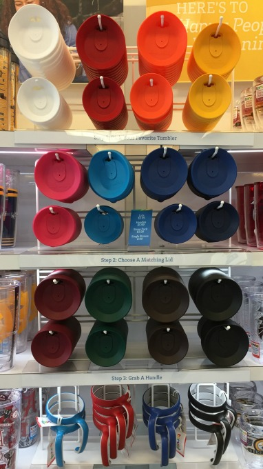 Every Color Lid - Tervis Grand Opening - thediybungalow.com