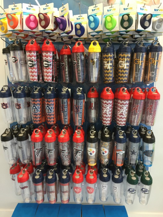Water bottles - Tervis Grand Opening - thediybungalow.com