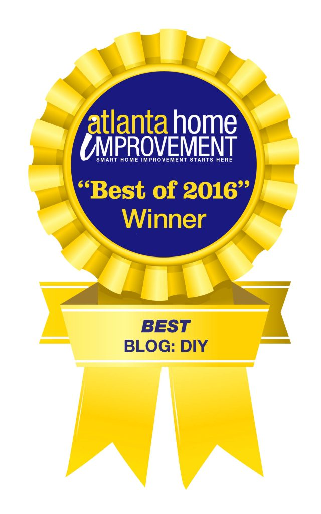 Best of 2016 - Best Blog DIY Category - thediybungalow.com