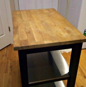 How to revive old butcher block in three easy steps - thediybungalow.com