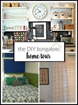 The DIY Bungalow Home Tour - 1929 House