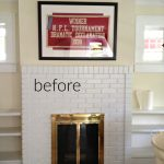 A Much-Needed Fireplace Makeover