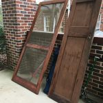 Why You Should Grab Old Doors from the Trash Pile
