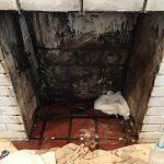 How to Clean a Fireplace Firebox (Friday Five)