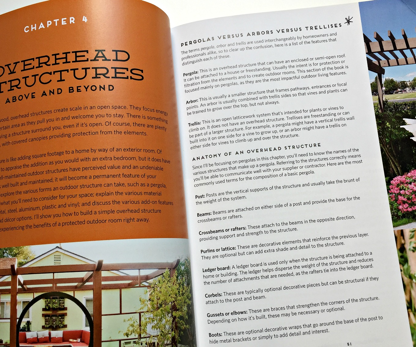 Example of detailed explanation in landscaping book for DIY beginners and experts Big Impact Landscaping by Sara Bendrick - thediybungalow.com