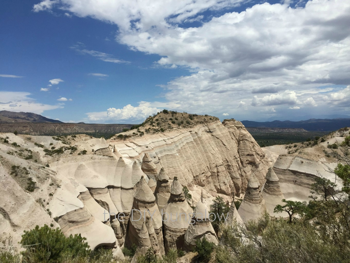 Hiking in New Mexico - thediybungalow.com