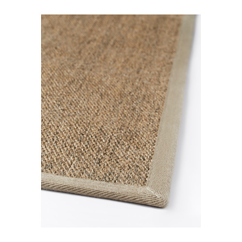 IKEA OSTED sisal runners are one of the five things I always buy at IKEA - thediybungalow.com